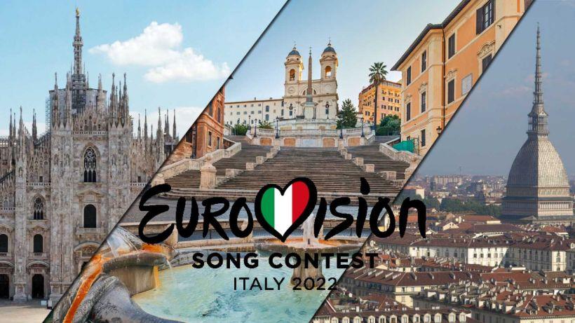 """""""Avroviziya–2022"""" İtaliyanın Turin şəhərində keçiriləcək"""