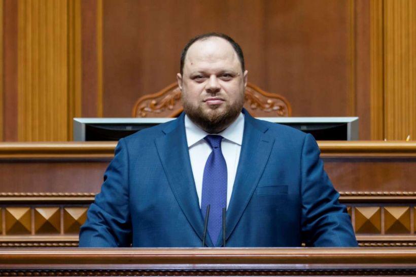 Ukrayna Ali Radasına yeni spiker seçilib