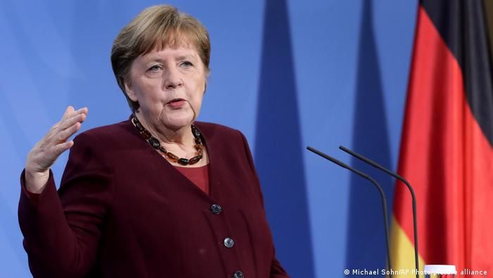 Merkel Türkiyəyə səfər edəcək