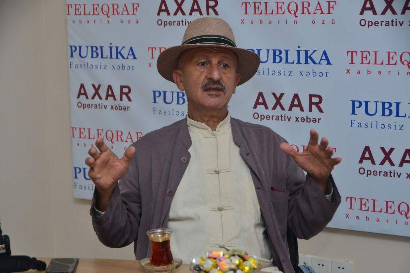 Tanınmış fotojurnalist Reza Deqati yeni televiziya layihəsinə başlayıb