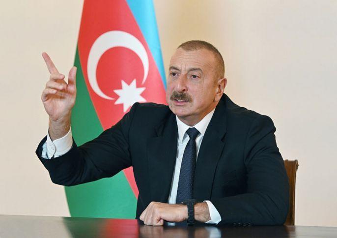 """İlham Əliyev: """"Qarabağ münaqişəsi keçmişdə qaldı"""""""