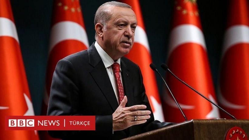 Ərdoğan: Türkiyə ABŞ-ın da dəstəklədiyi terror təşkilatlarına qarşı mübarizə aparmaqda qətiyyətlidir