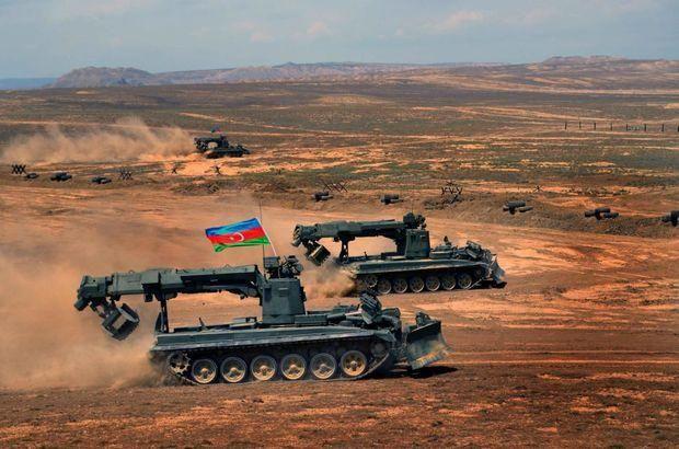 Azərbaycan Ordusu Laçında təlimlərə başlayıb